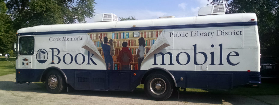 Bookmobile Photo