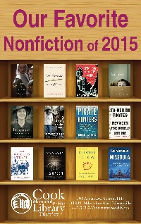 Favorite Nonfiction of 2015
