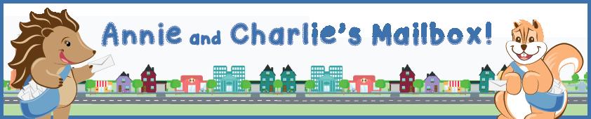 Annie & Charlie's Mailbox