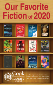 our favorite fiction of 2020