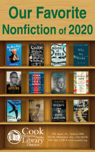 our favorite nonfiction of 2020